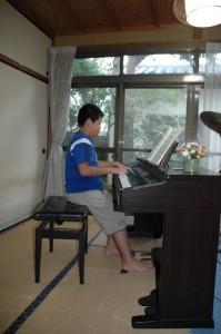 夏休みコンサート2008
