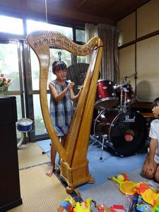 13.saki-harp